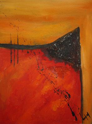 Horizont, 80 x 60 cm, Preis auf Anfrage