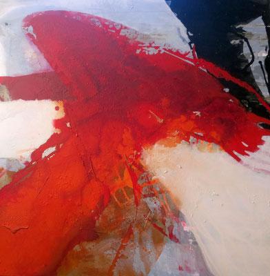 Walflosse 100 x 100 cm, Preis auf Anfrage