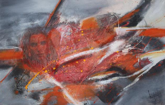 Sweetheart, 75 cm x 116 cm, Preis auf Anfrage