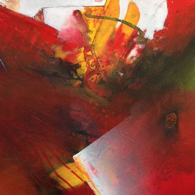 Schattengebilde , 80 x 80 cm, Preis auf Anfrage