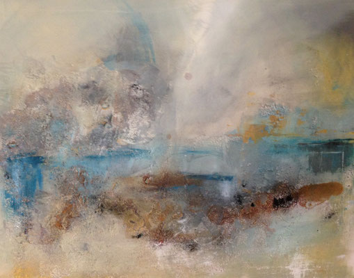 Am Meer, 70 x 90 cm, Preis auf Anfrage