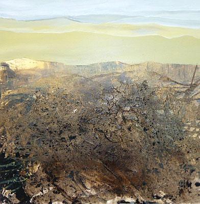 Terra Mystica, 80 x 80 cm, Preis auf Anfrage