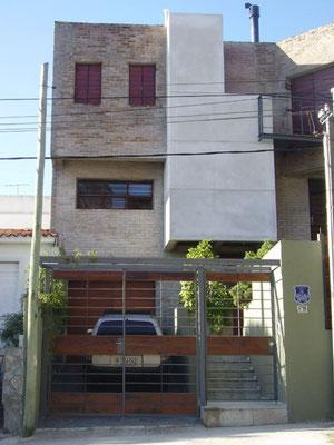 Casa Flia. Herrera Piotti - Malvin - Montevideo - Uruguay