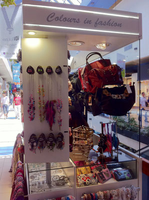 Colours in Fashion - Shopping Tres Cruces - Montevideo - Uruguay