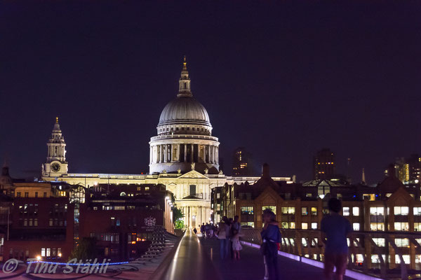 St. Pauls Cathedral, London 2016