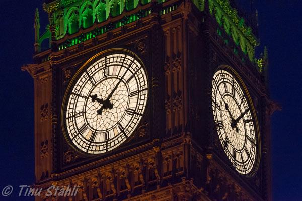 Big Ben, London 2016