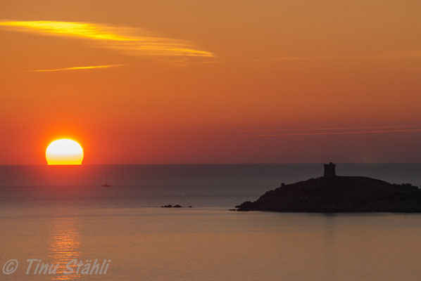Bucht bei Cargese, Korsika