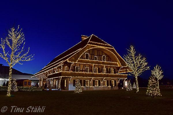Weihnachtshaus, Thun