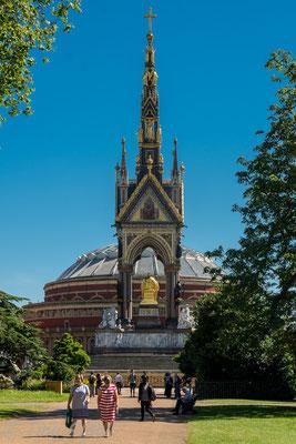 Albert Memorial, London 2016