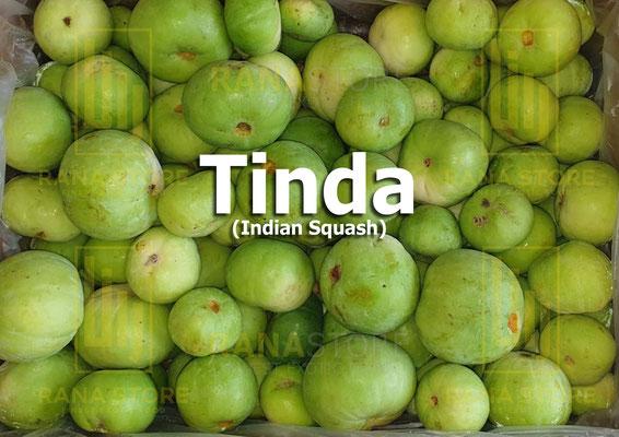 Tinda (Indian Squash)