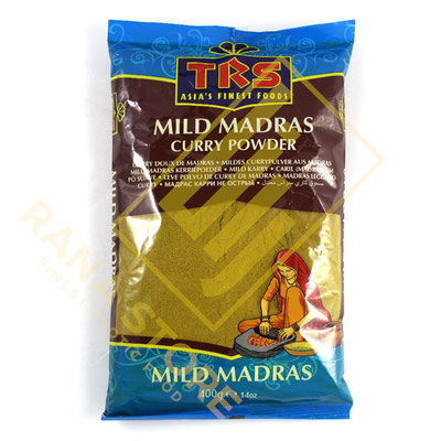 Mild Madras Curry Powder Madras Curry Pulver mild