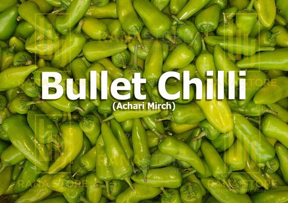 Bullet Chilli