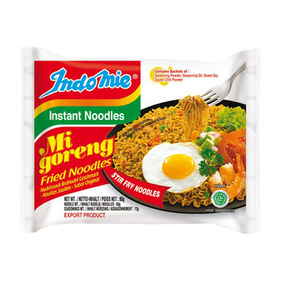 INDOMIE Instant Nudel - Suppennudeln