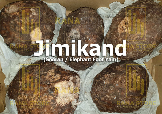 Jimikand (Elephant Foot Yam)