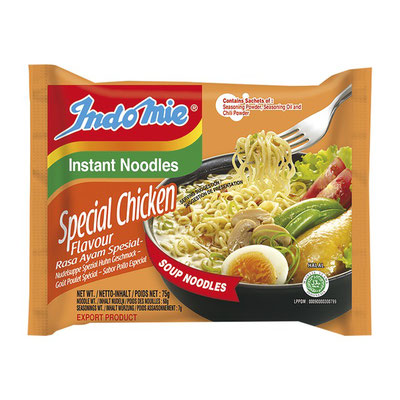 INDOMIE Instant Nudel - Suppennudel