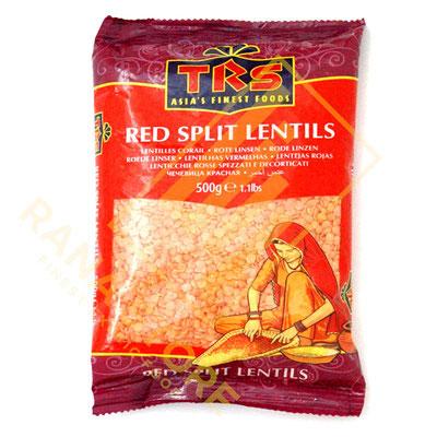 Red Lentils Masoor Dal Rote Linsen
