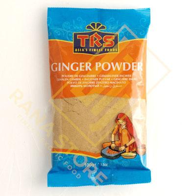 Ginger Powder Ingwer gemahlen Pulver