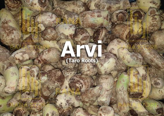 Arvi (Taro Wurzel / Taro Roots)