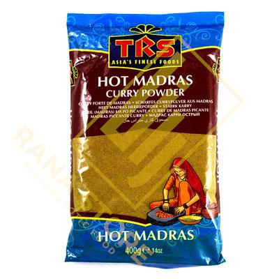 Hot Madras Curry Powder Madras Curry Pulver scharf