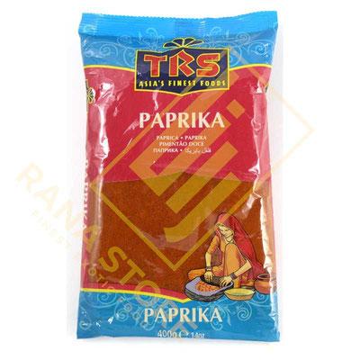 Paprika Powder Süße Paprika gemahlen Pulver