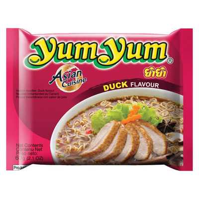 YUM YUM Instant Nudel - Suppennudel