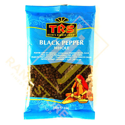 Black Pepper Whole Schwarzer Pfeffer Körner