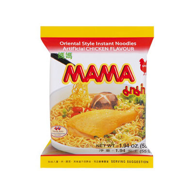 MAMA Instant Nudel - Suppennudeln