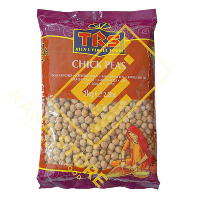 Chick Peas Kabuli Chana Kichererbsen