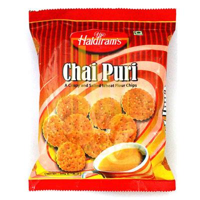 Chai Puri