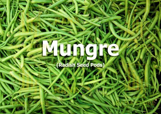Mungre (Radish Seed Pods)