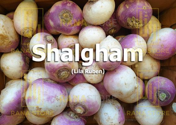 Shalgham (Lila Rüben)