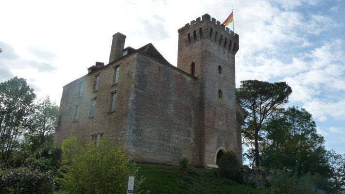 chateau de Morlanne