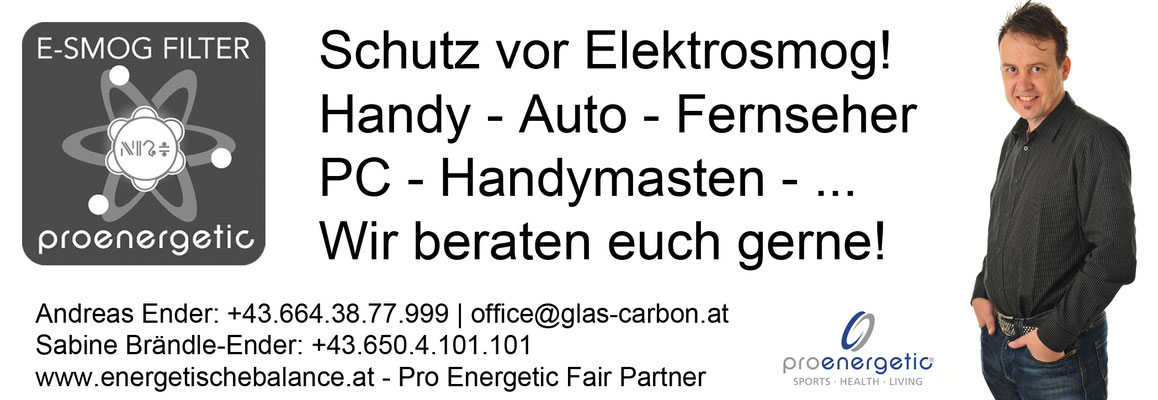 KW 42 - Elektrosmog: E-Smog Filter Smart: 23€ / Energy Car-Kit: 89€ / E-Smog Filter S90: 99€ / uvm.