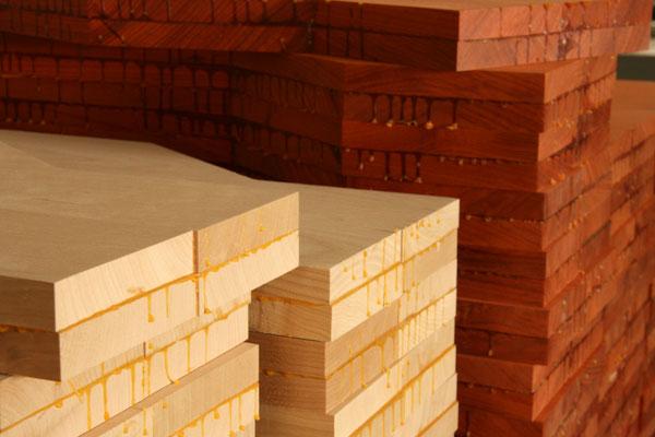 Holz für fachgerechte Reparaturen
