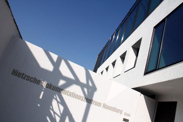 Nietzschedokumentationszentrum Naumburg