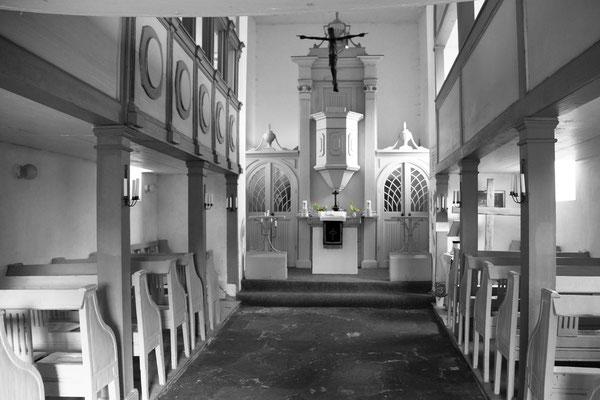 Kirche von Weihschütz -Weltkulturerbe