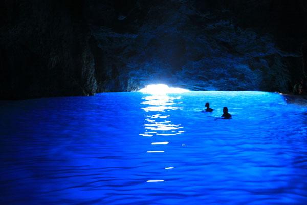 Blue Cave - Kastellerizo