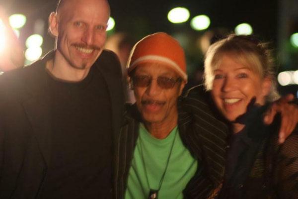 Trio (Olaf Schönborn, Alan Blairman, L.H.)