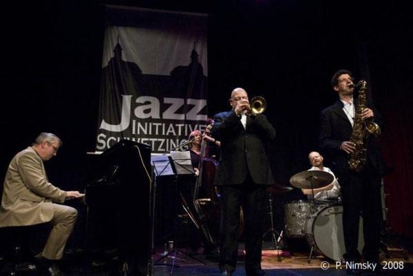 Born To Swing! (Thilo Wagner, Gregor Beck, Patrick Artero, Matthias Seuffert, L.H.)