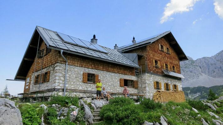 Laufenerhütte 1726m