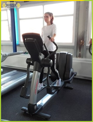 Cardio Traininng - Stepper Gerät - Fitness Studio Friesoythe