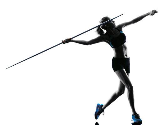 Hochwertige Wettkampfspeere und Trainingsspeere renommierter Marken