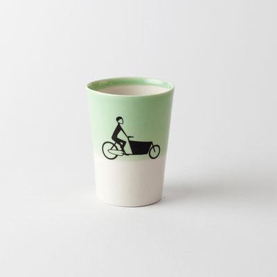 Espressotasse, Lastenrad