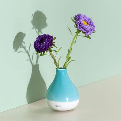 "Vase, Porzellan ""Wackelvase"""