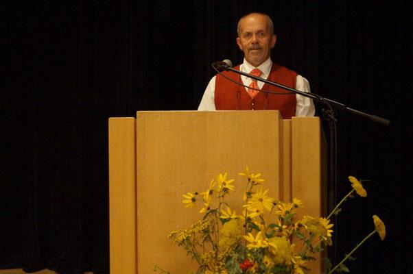 Sprecher Gerhard Pleschberger - Volksliedchor Bad Kleinkirchheim