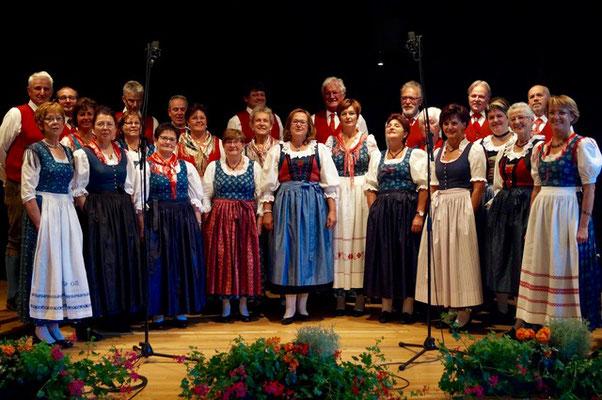 Chorkonzert 2016 - Volksliedchor Bad Kleinkirchheim