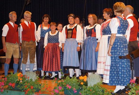 Kleingruppe Solo Dagmar Pichler - Volksliedchor Bad Kleinkirchheim