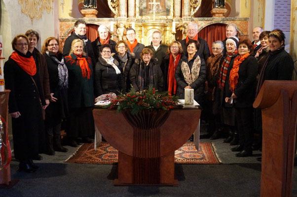 Adventkonzert in der Kirche St. Ulrich - Volksliedchor Bad Kleinkirchheim