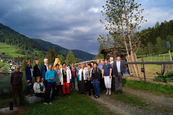 Die 50erin wird überrascht - Volksliedchor Bad Kleinkirchheim