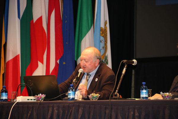 Dott. Giorgio Pattera - Biologo - Consigliere Nazionale CUN - Parma